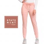Cherokee - Statement - Mid Rise Straight Leg Drawstring Pant
